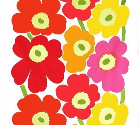 マリメッコ花