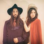 THE GOASTT ,Sean Lennon & Charlotte Kemp Muhl