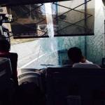 京都サンガのバスがトラックと衝突!ブラジル人選手が事故状況を投稿・・・