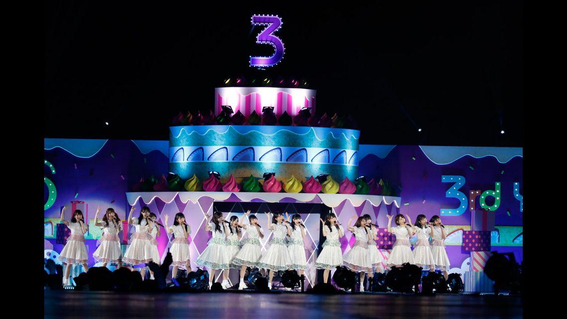 乃木坂46 3周年記念ライブ in 西武ドーム