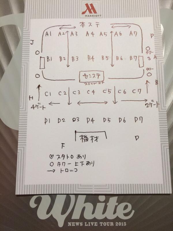 NEWS ガイシホール アリーナ構成