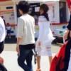 【芸能人twitter目撃情報】藤ヶ谷とローラ|よみうりランドキスブサロケ