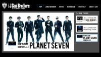 三代目 J Soul Brothers from EXILE TRIBE OFFICIAL WEBSITE
