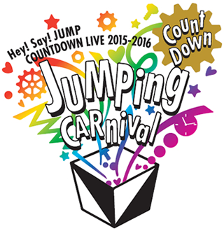 Hey! Say! JUMP COUNTDOWN LIVE 2015-2016 JUMPing CARnival Count Down