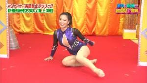 和泉里沙-新体操美女