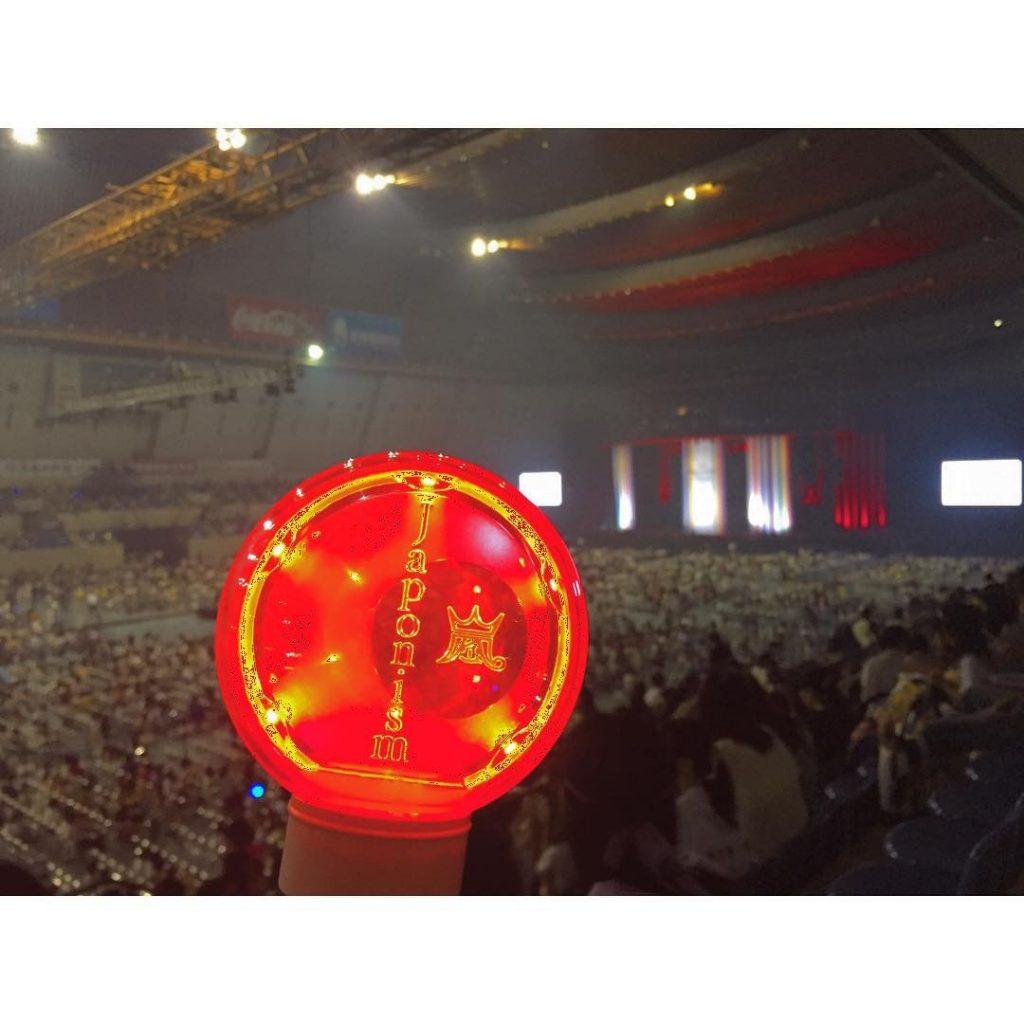 19kr82❤︎ 0806 ARASHI Japonism Show in ARENA