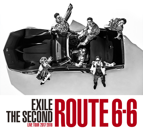 "EXILE THE SECOND LIVE TOUR 2017-2018 ""ROUTE 6・6"" レポ"