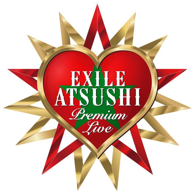 EXILE ATSUSHI PREMIUM LIVE LOGO